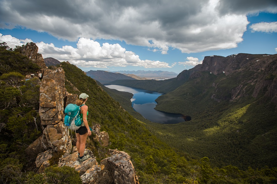 Tasmania, Mount Anne, Ultimate Packing List for Backpacking Trips, Backpacking Guide, Backpacking Tips, Hiking Tips, Hiking Pack List, Hiking Trip List, check out more at www.beardandcurly.com