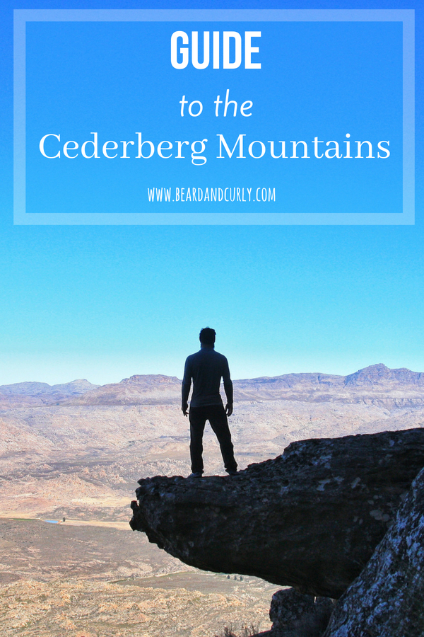 Guide to the Cederberg Mountains, South Africa, ZA, Cape Town, Drakensberg, Mountains, Coast, Beach, Hiking, Cederberg, Table Mountain, Garden Rout #southafrica #za #africa #capetown www.beardandcurly.com