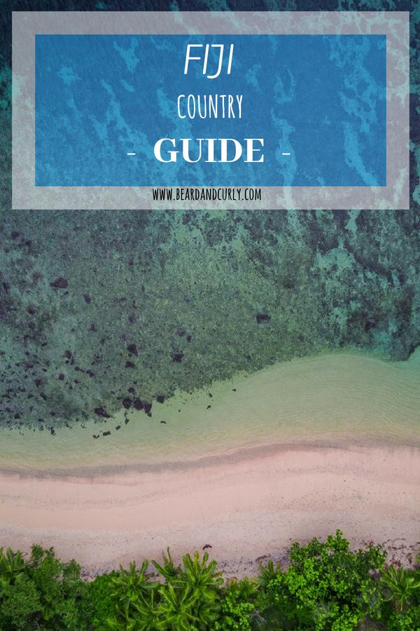 Fiji Country Guide, Yasawa Islands, Coral Coast, Taveuni #pacific #tropical #beach #fiji #backpacking www.beardandcurly.com