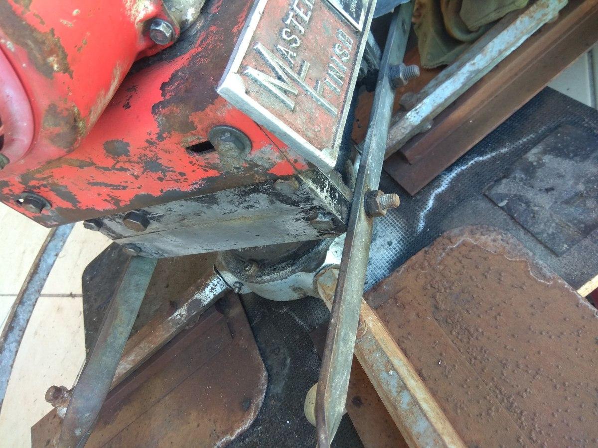Trowel Machine Kill Switch Wiring