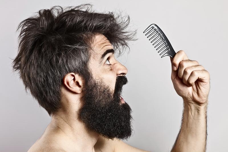 Jak i czym czesać brodę?