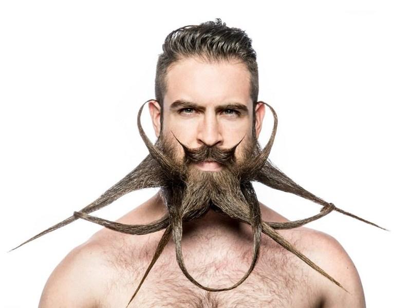 Mr Incredibeard – człowiek tysiąca bród