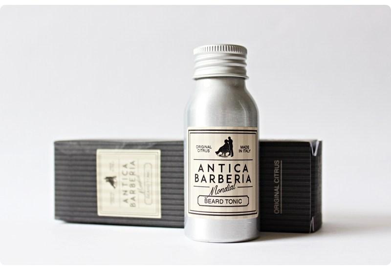 Mondial 1908 Beard Tonic (Antica Barberia) – recenzja toniku do brody