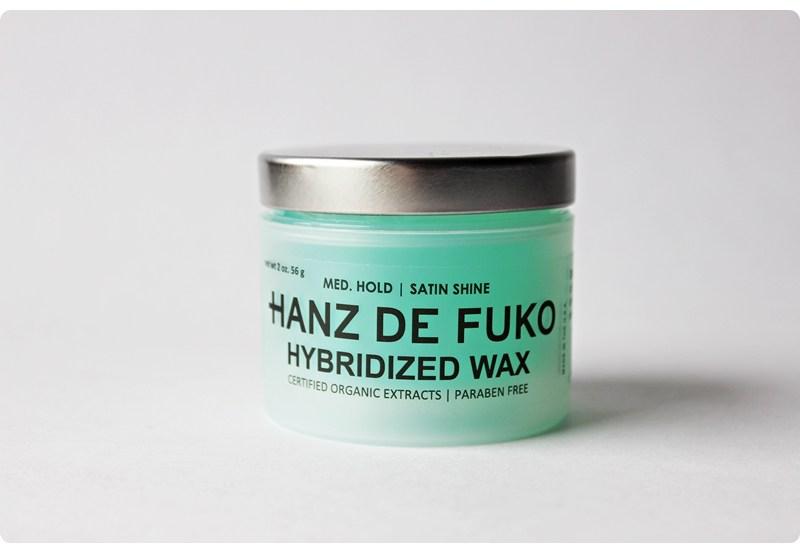 Hanz De Fuko Hybridized Wax – recenzja pomady