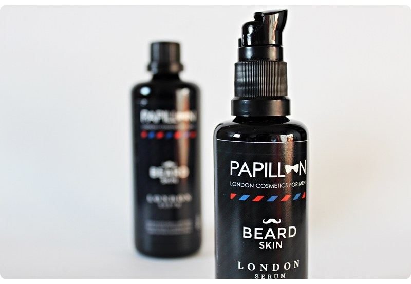 Papillon Beard Skin – recenzja serum do brody