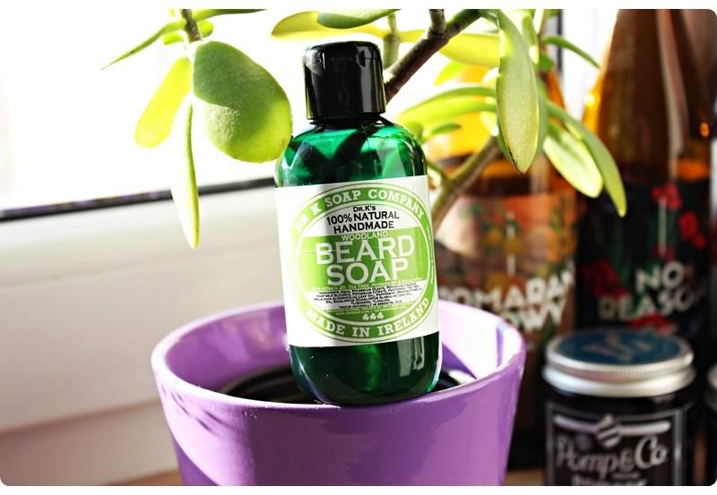 Dr K Soap Company Beard Soap (Woodland) – recenzja