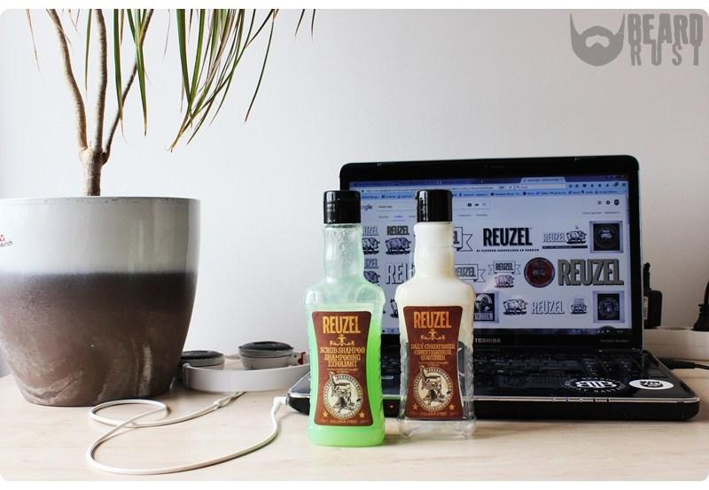 Reuzel Scrub Shampoo + Daily Conditioner – recenzja szamponu i odżywki do włosów