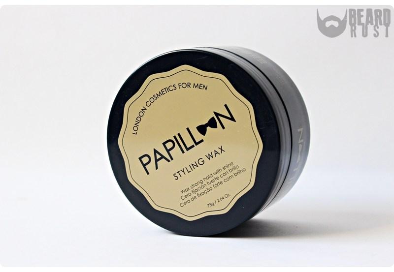 Papillon Styling Wax – recenzja pasty/wosku do włosów