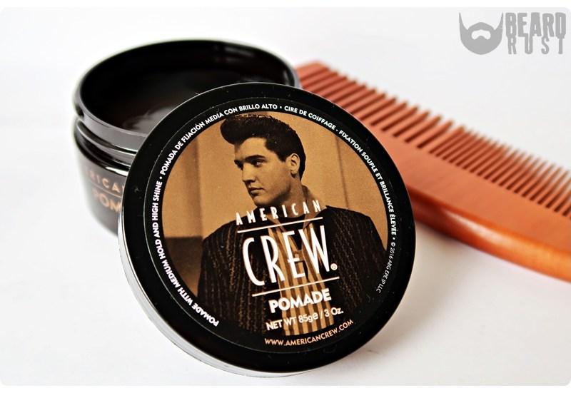 American Crew Pomade – recenzja pomady do włosów
