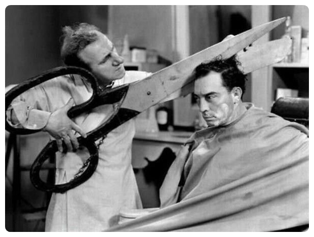 Najdziwniejsi barberzy świata #1