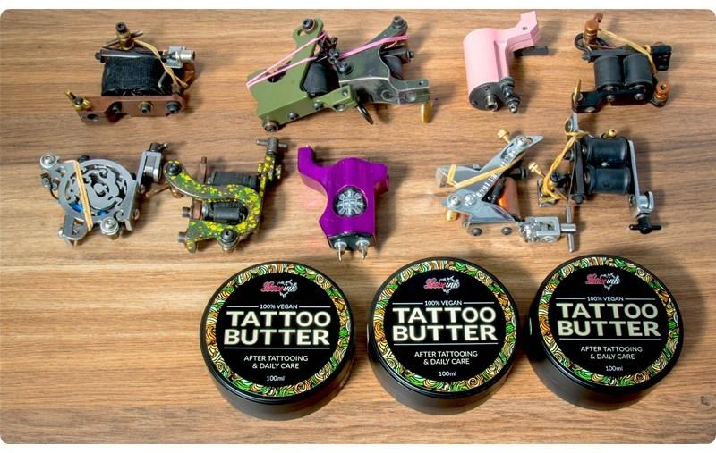 Loveink Tattoo Butter (Orange & Papaya) – recenzja maseł do tatuażu