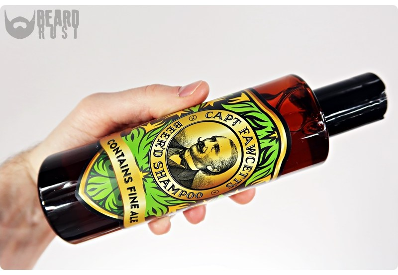 Capt. Fawcett's Beer'd Shampoo – recenzja piwnego szamponu do brody