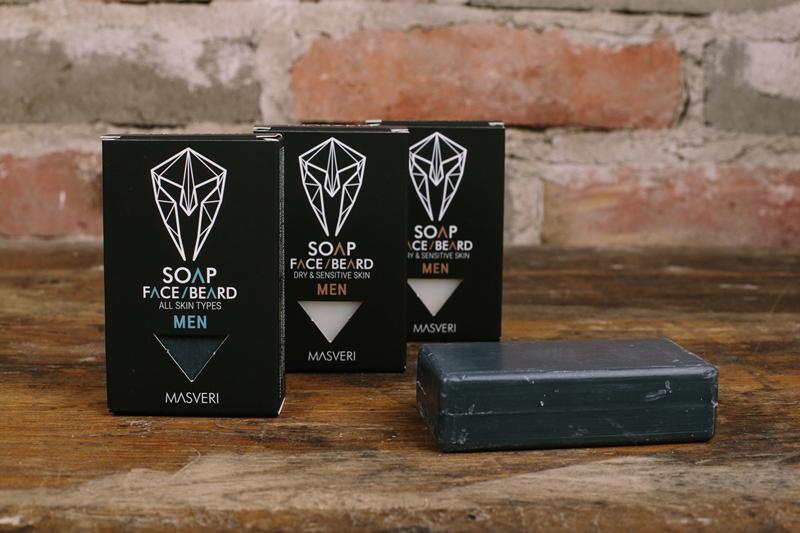 Masveri Face/Beard Soaps – recenzja mydeł do twarzy/brody