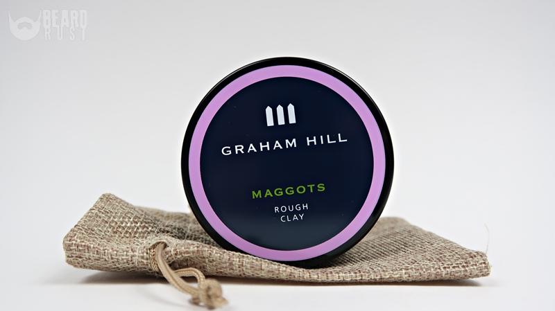 Graham Hill Maggots Rough Clay – recenzja glinki do włosów