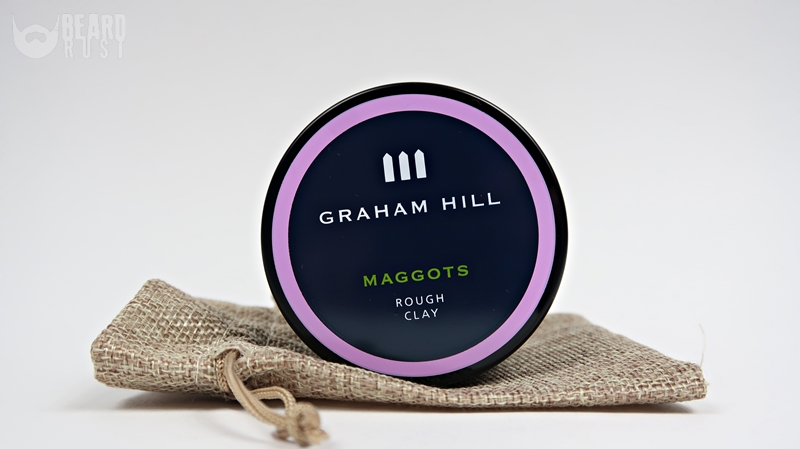Graham Hill Maggots Rough Clay – recenzja glinki do włosów