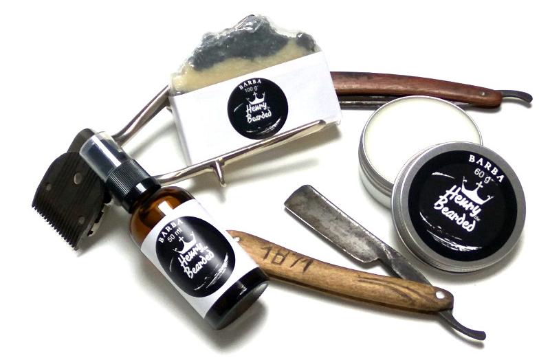Henry the Bearded – recenzja kosmetyków do brody
