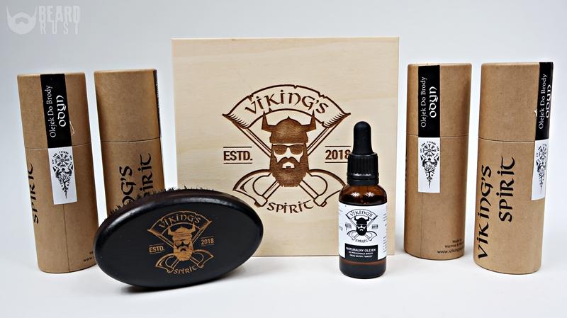 Viking's Spirit Odyn – recenzja olejku do brody