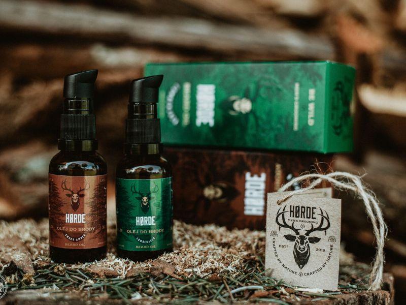 HØRDE Wild – recenzja olejków i szczotki do brody