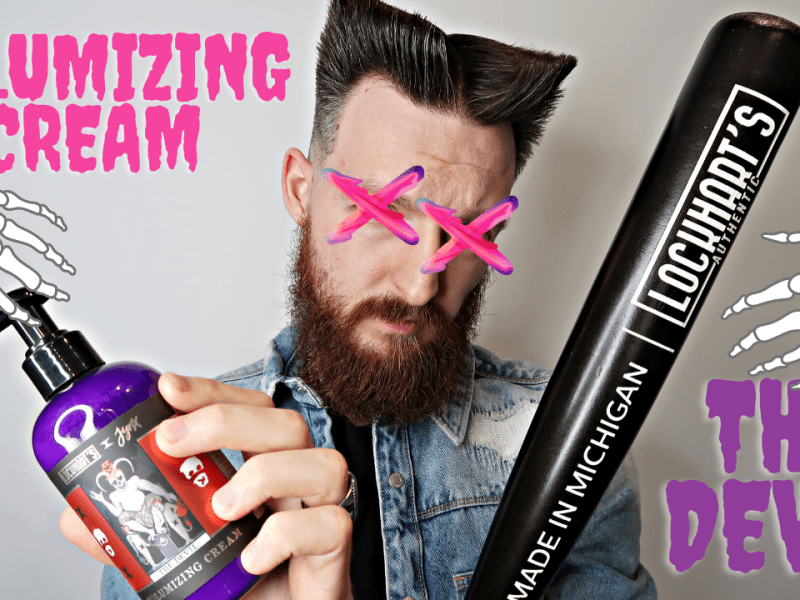 Lockhart's THE DEVIL Volumizing Cream – recenzja