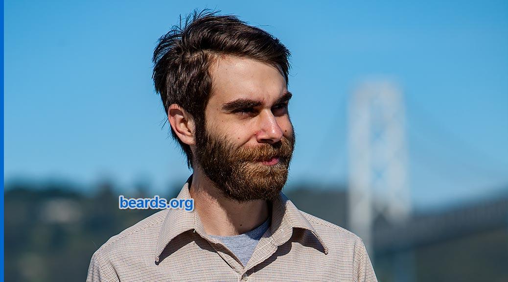 Beard: don't be afraid of heights