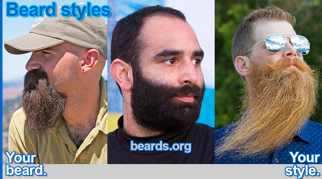 Beard styles: how to choose the best beard style | all about beards