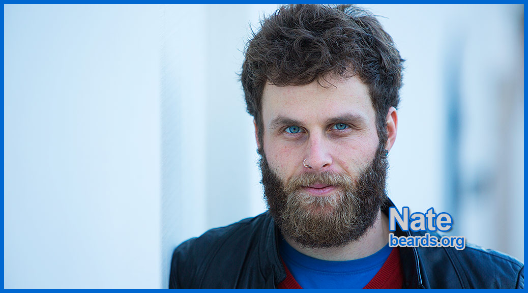 Nate and his great beard