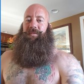 Gerry: today's beard, 2016/12/23
