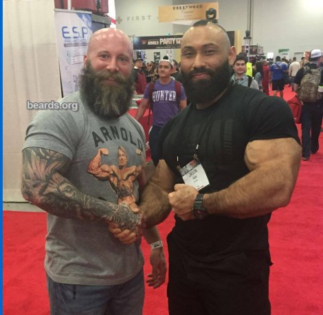 Double beards and Jasons: Jason with Jason Huh