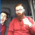 John: today's beard, 2016/12/14