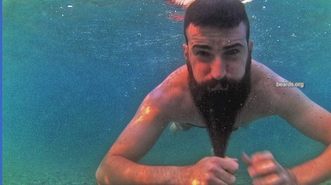 Natale: beard photo 14