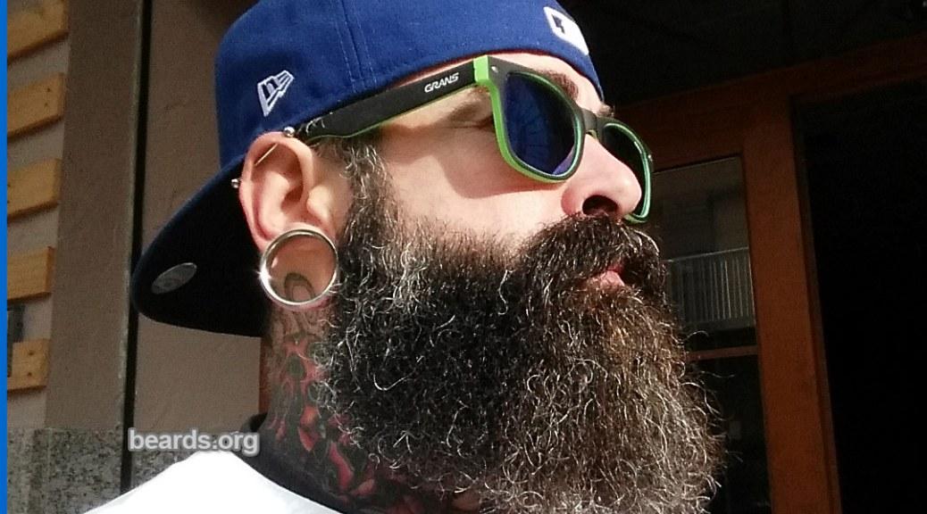 Richii: today's beard, 2016/12/13