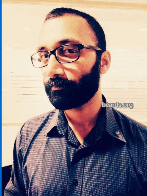 Appanna, beard photo 7
