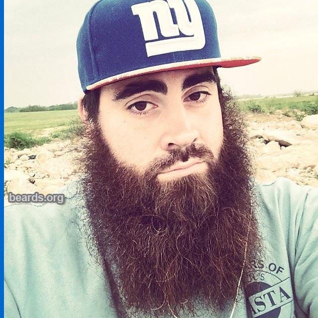 Dan, today's beard photo 5