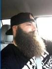 Doug's mighty beard, photo 2