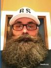Doug's mighty beard, photo 3