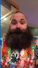 Doug's mighty beard, photo 6