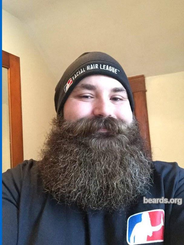 Doug's mighty beard, photo 7
