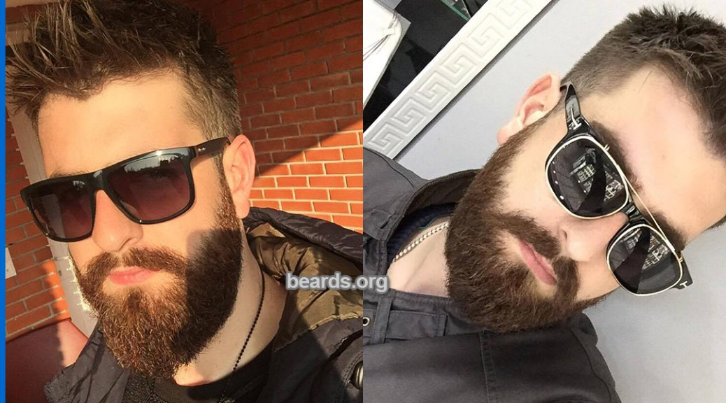 Gent, today's beard featured image