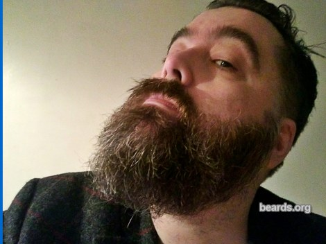 Iain, beard photo 5