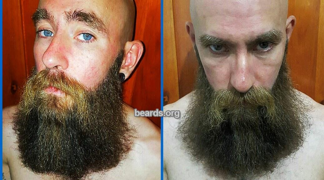 Julio's featured beard image