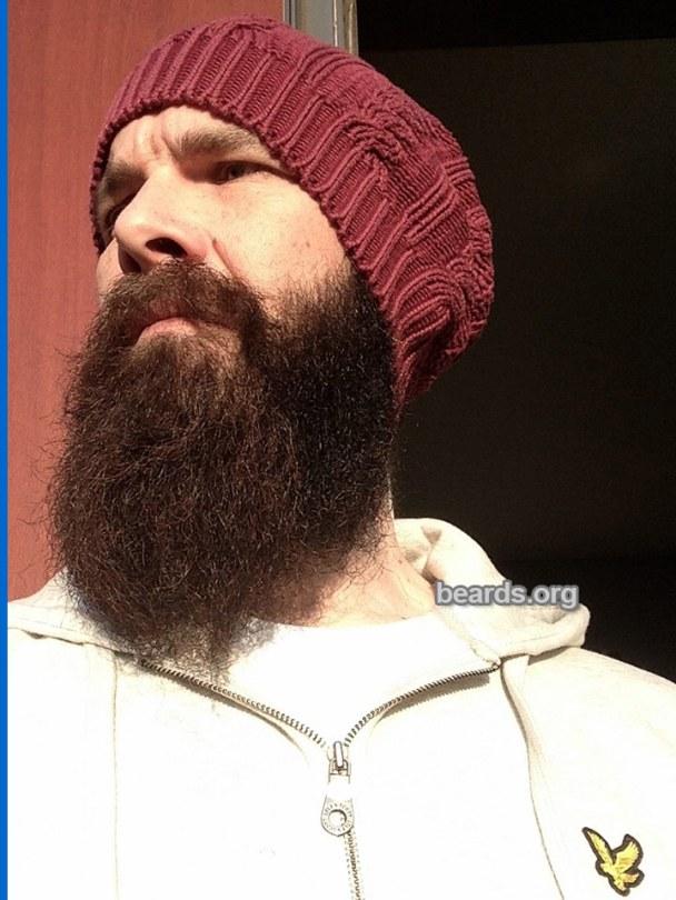 Luke, beard photo 2