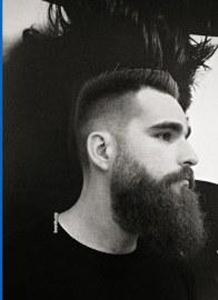 Marcin, beard photo 1