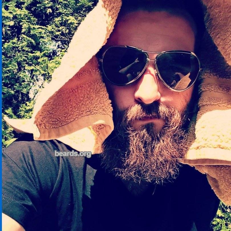 Marcin, beard photo 5