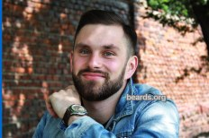 Michał's beard photo 1
