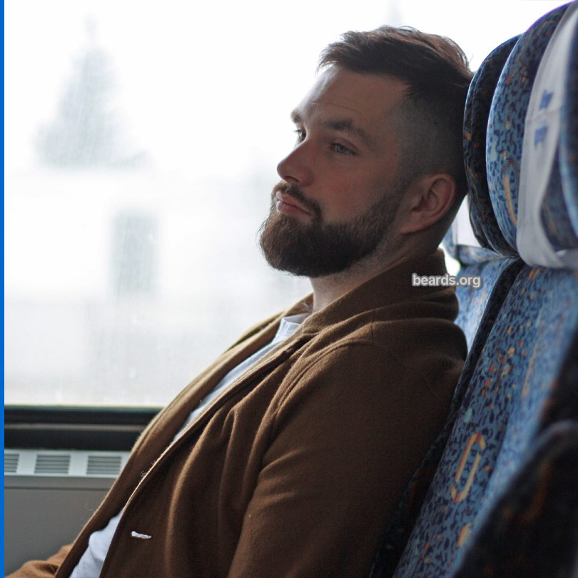 Michał's beard photo 5