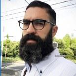 Thiago, beard photo 1