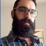 Thiago, beard photo 6