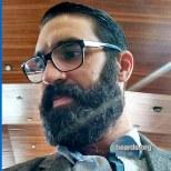Thiago, beard photo 8