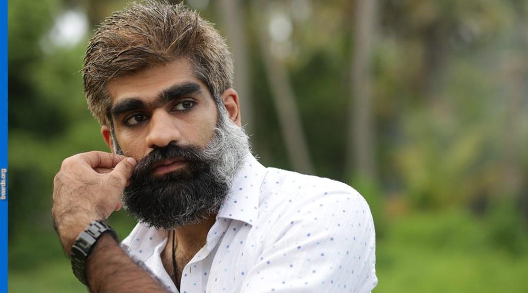 Syed's beard photo 1