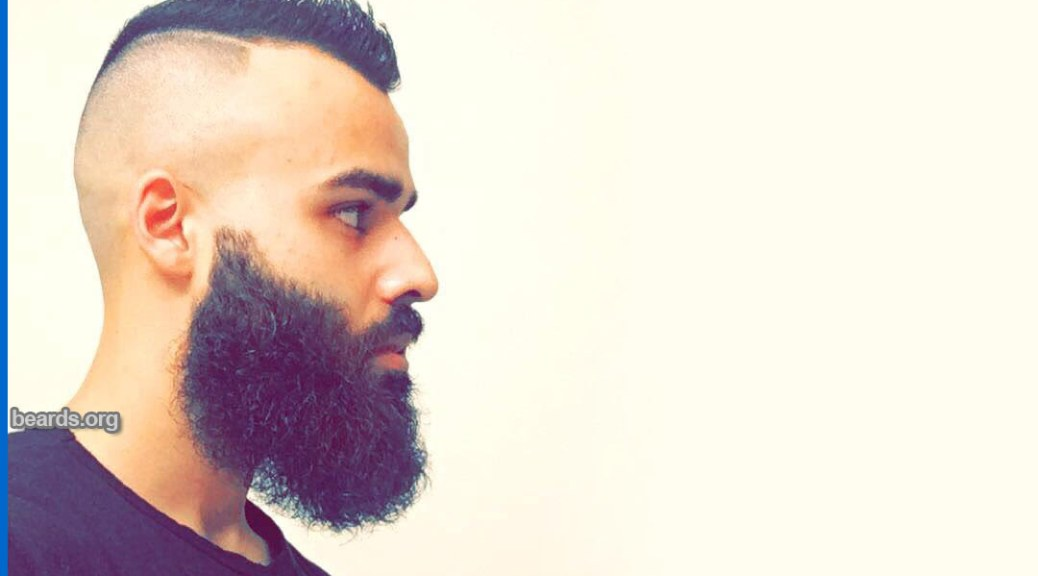 Rob, featured beard photo